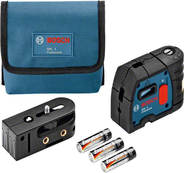 Nível a Laser de 5 Pontos GPL 5 - Bosch