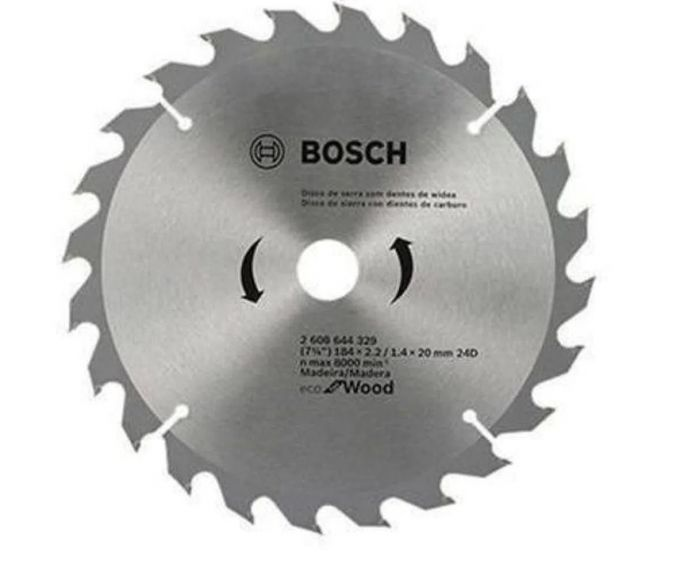 Disco de Serra Circular Bosch 235MM /9 1/4  40Dentes
