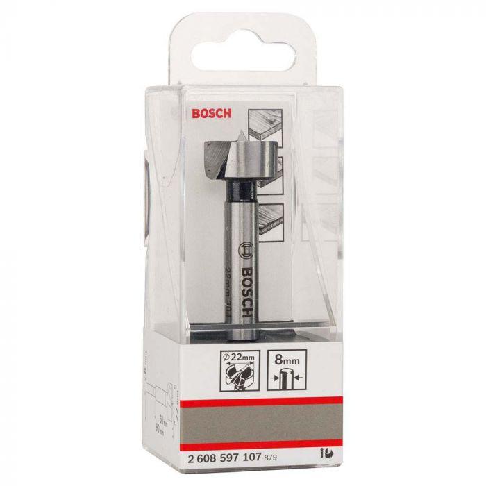 Broca para Madeira Fresadora Forstner 22mm- Bosch