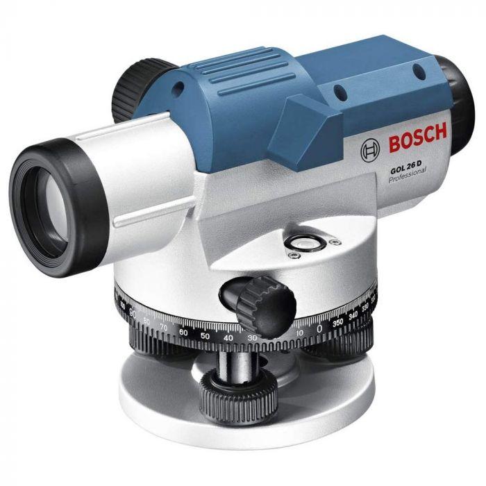 Nivelador Optico Automatico Bosch GOL 26 D (Default)