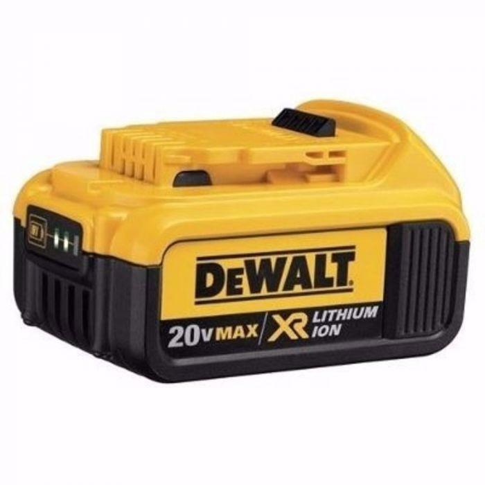 Bateria 20VXR Max 4,0Ah Li-Ion - DeWalt