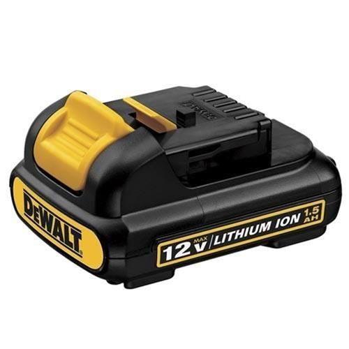 Bateria 12V MAX - 1,3Ah - 15.5 Wh - DeWalt