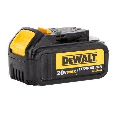 Bateria 20V Max 3,0Ah Li-Ion - DeWalt