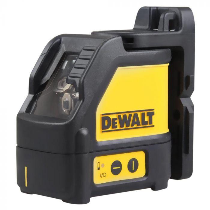 Nível a Laser Horizontal e Vertical com 3 Pilhas AA e Maleta - DEWALT