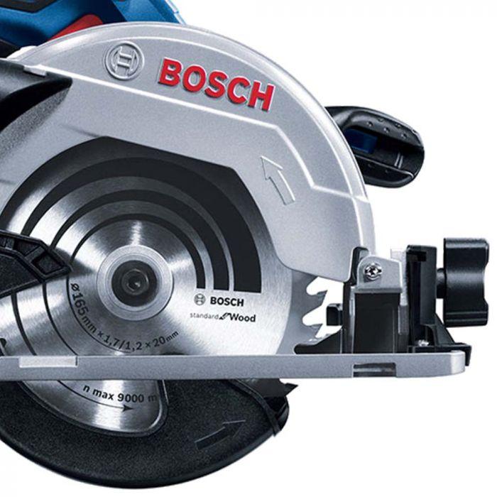 Serra Circular à Bateria GKS 18V-57 - Bosch