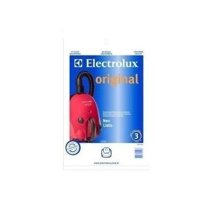 Kit Saco Descartável para Aspirador de Pó Neo/Listo c/ 3 pçs - Electrolux