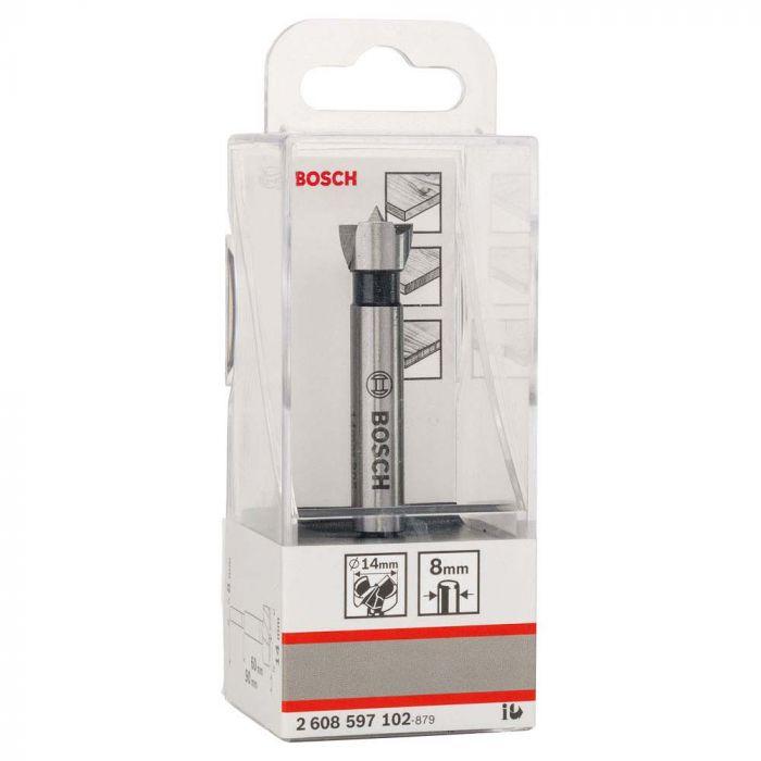 Broca Fresadora Forstner 14,0mm- Bosch