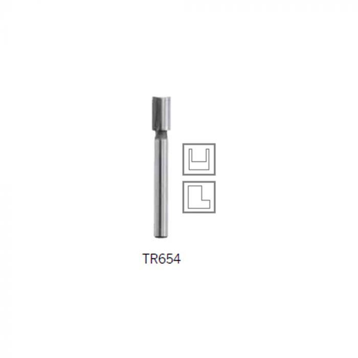 "Fresa Paralela 1/4"" Dremel TR654"