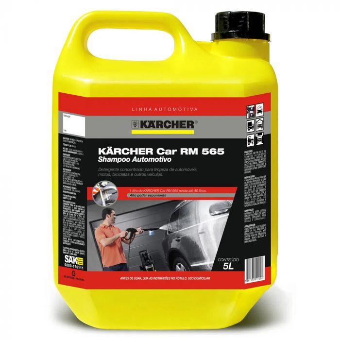 Detergente Automotivo RM Car 565 5 Litros - Karcher