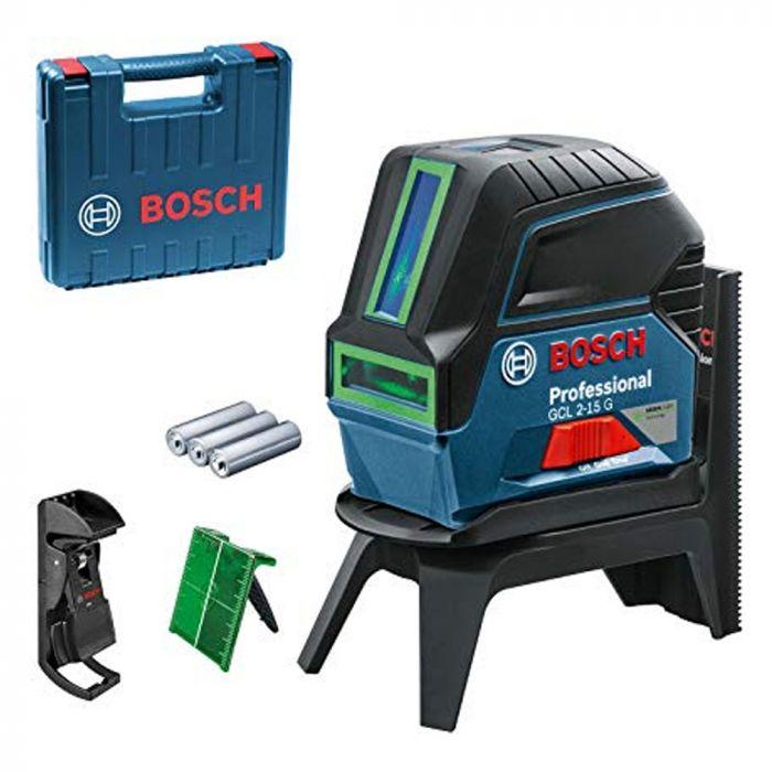 Nível Laser de Linhas GLC 2-15 G Bosch