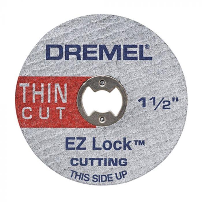 Disco de Corte Ultra Fino para Metal EZ409 Dremel