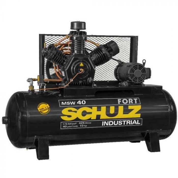 Compressor de Ar de pistão Fort MSW 40/425 SCHULZ (Default)