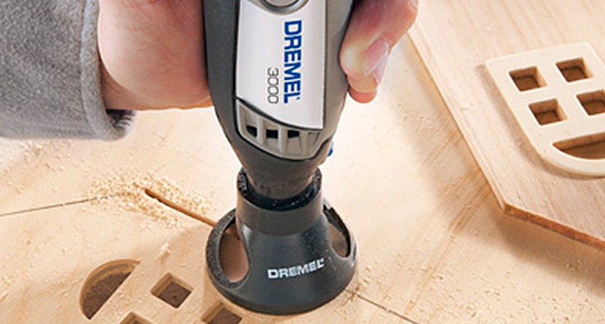 Micro retifica Dremel, a ferramenta rotativa multifunção de alta performance
