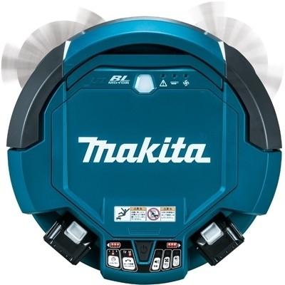 Aspirador de Pó Robô à Bateria Makita DRC200Z